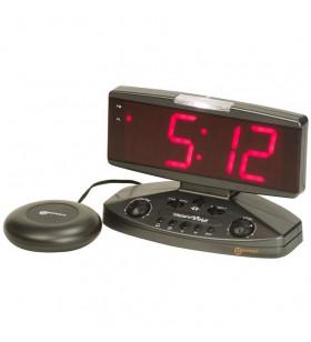 Wake n' Shake Titreşimli 4 alarm Ledli Yüksek Sesli Çalar Saat